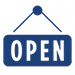 Open door policy icon