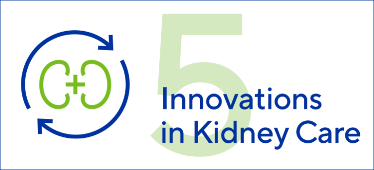 Top 5 Kidney Care Innovations to Watch in 2021 | FMCNA