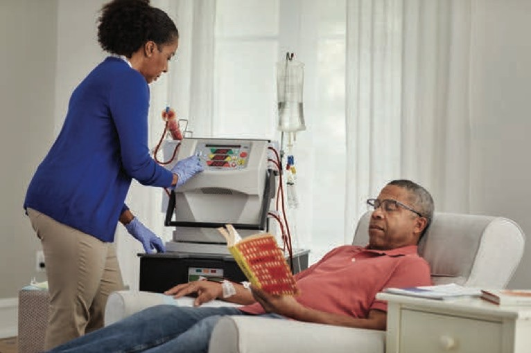 Fresenius Medical Care North America Achieves Record Growth in Home Dialysis