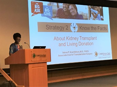 Fresenius Medical Care Foundation Helps Connect Transplant Patients with Living Donors