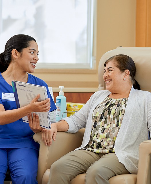 Helping Patients Succeed at Home Dialysis