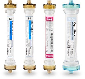 Optiflux<sup>®</sup> and Hemoflow™ Sterilization Options