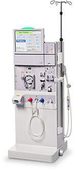 2008T BlueStar<sup>™</sup> Hemodialysis Machine