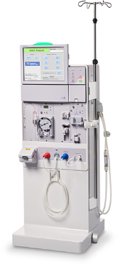 2008T BlueStar™ Hemodialysis Machine